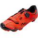 Northwave Scorpius 2 Plus Shoes Men lobster orange/black